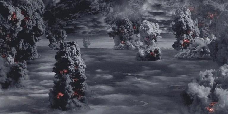 El volcán Toba, la mayor erupción volcánica de la historia