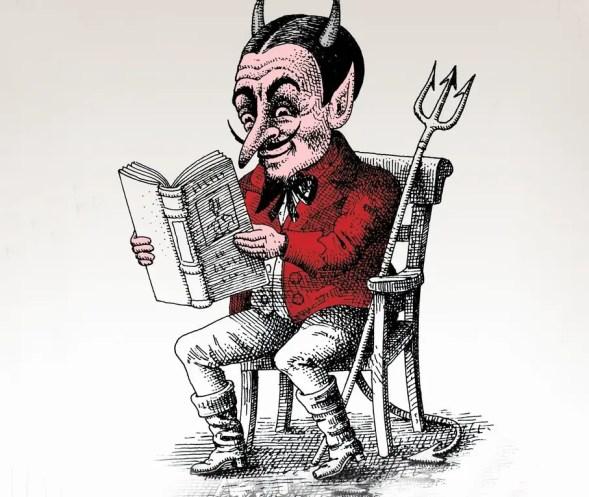 Diccionario del diablo.