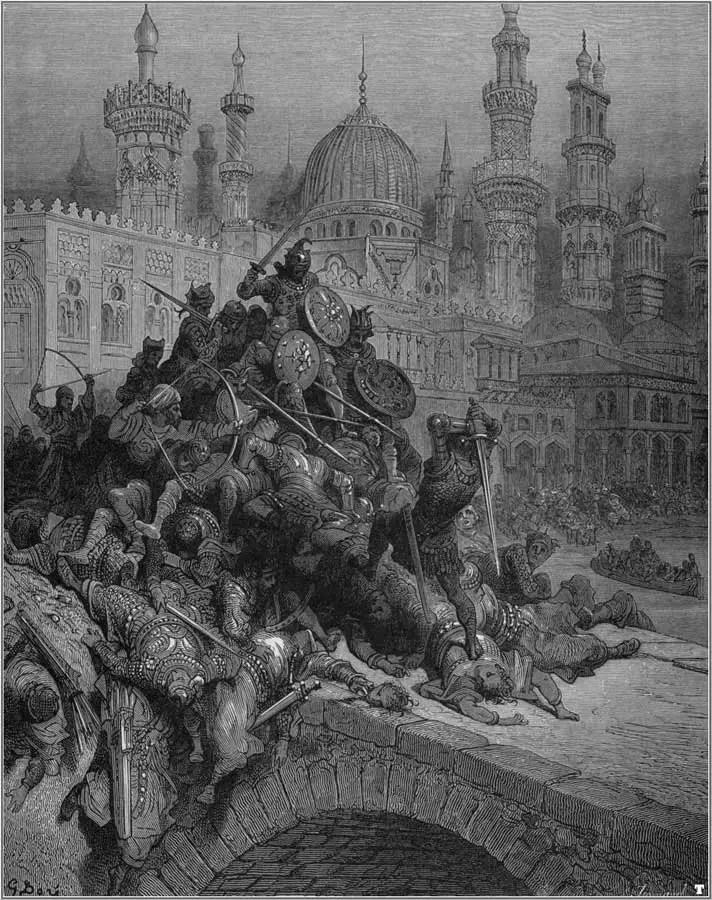 Ilustración de Gustave Doré.