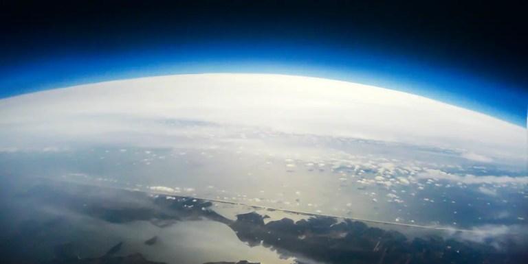 Abandonando la Tierra con globos atmosféricos de altitud