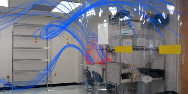 Visualización de campos magnéticos.