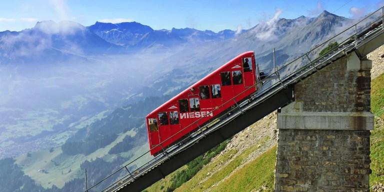 Las escaleras más asombrosas alrededor del mundo