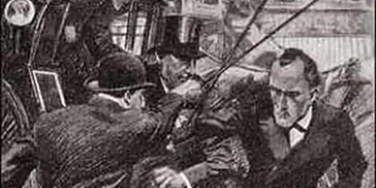 Bartitsu, el arte marcial con bastones para caballeros victorianos