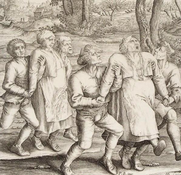 La Plaga de la Danza o la Danza de San Juan.