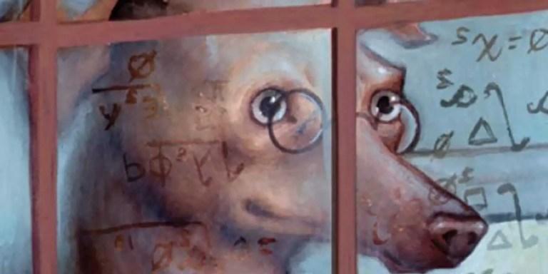 Los experimentos de telepatía entre perros y humanos del Dr. Krall