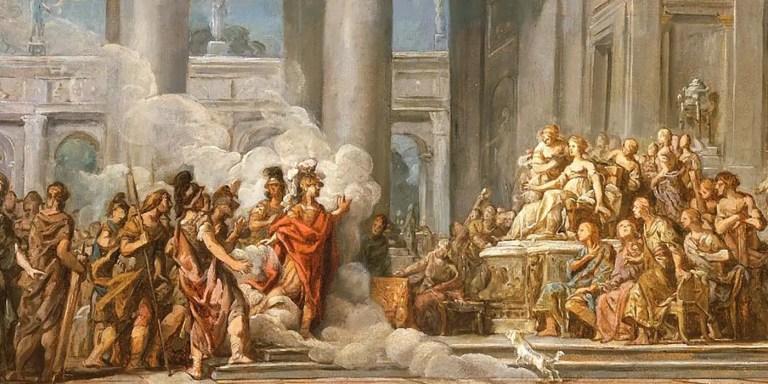 La Eneida de Virgilio, la más importante de todas las épicas romanas