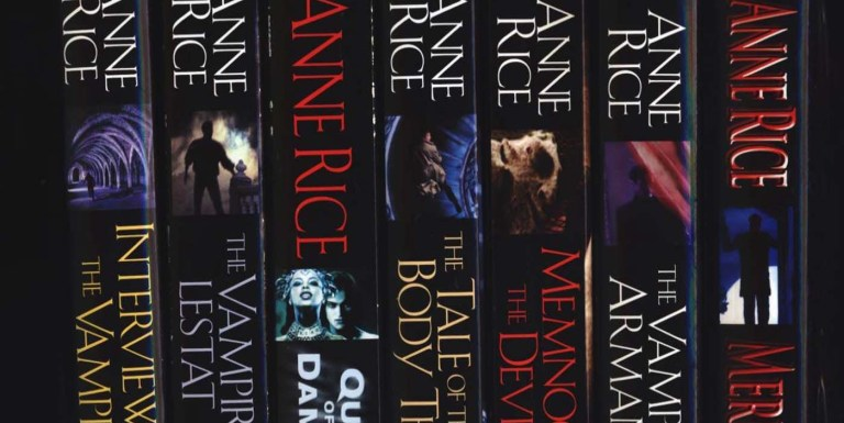 Pandora de Anne Rice, libro IV de las Crónicas Vampíricas