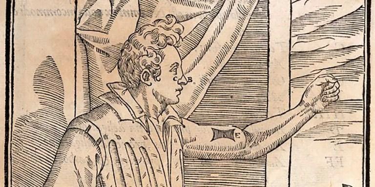 La cirugía plástica renacentista inventada por Gaspare Tagliacozzi