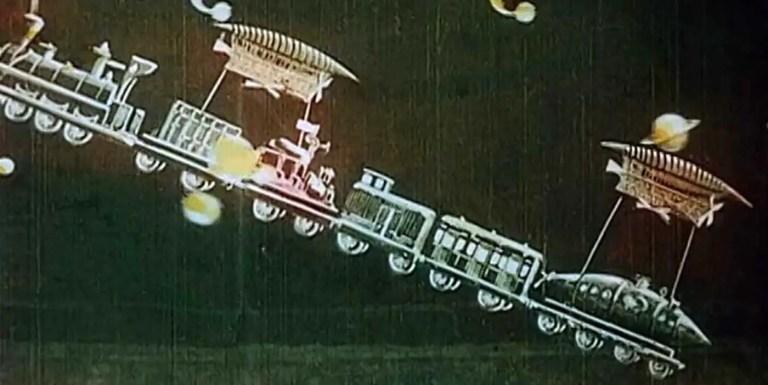 Viaje a través de lo imposible (1904), el primer corto de ciencia ficción