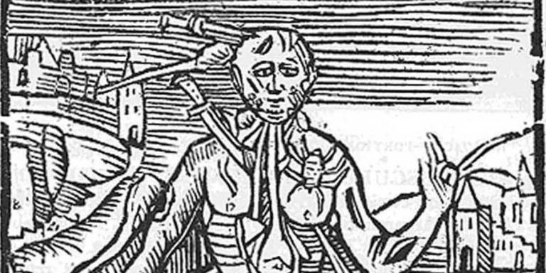 El Hombre Herido, el manual de medicina medieval y renacentista