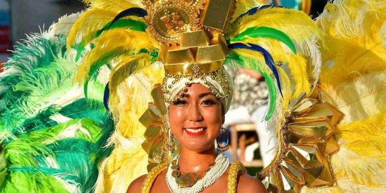 El carnaval carioca de Japón, el carnaval más grande fuera de Brasil
