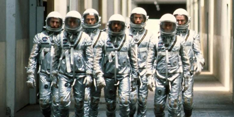 The Right Stuff, la mejor película sobre la carrera espacial