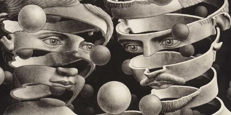 El arte matemático de Escher, las mejores ilustraciones de su obra