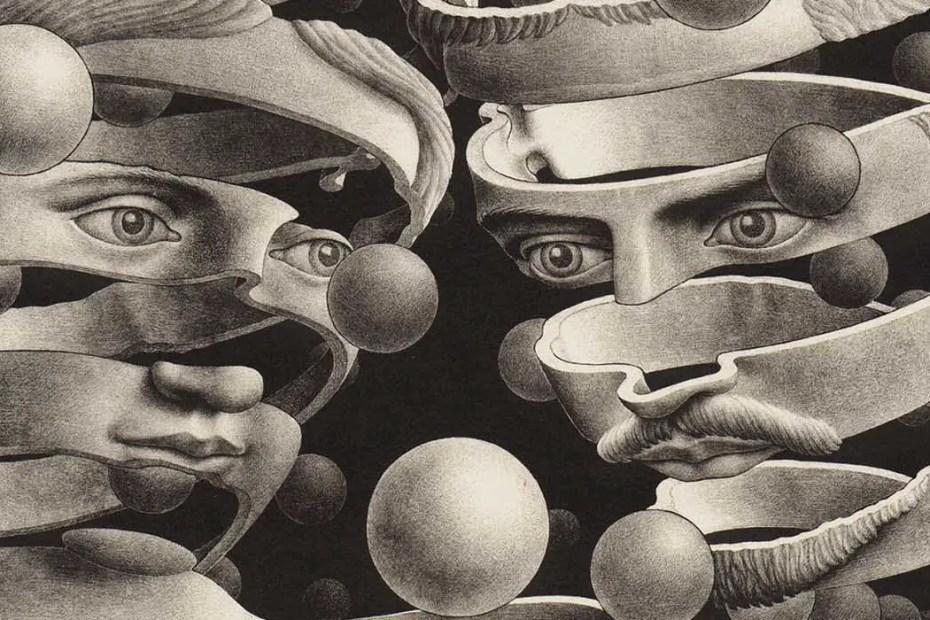 Arte de Maurits Escher.