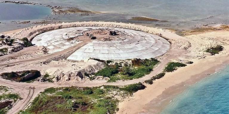 Cactus dome, el basurero nuclear más contaminante del mundo
