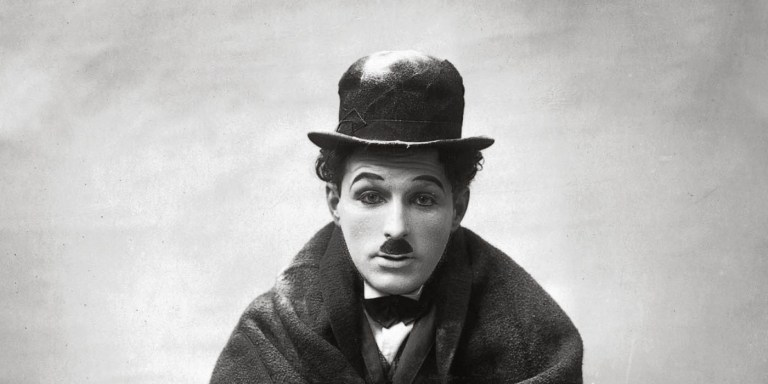 Retrato de Charles Chaplin: el concurso de imitadores de Charles Chaplin.