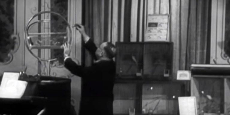 El coro de canarios de Dawson capturado en vídeo