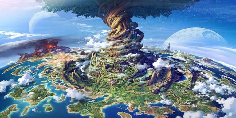 La creación del mundo según la mitología nórdica