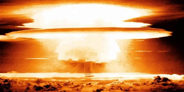 Video de la Tsar Bomba, la explosión más grande de la historia