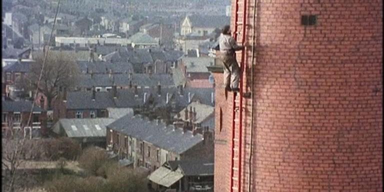 Fred Dibnah, el hombre que se trepaba a las torres más altas del mundo