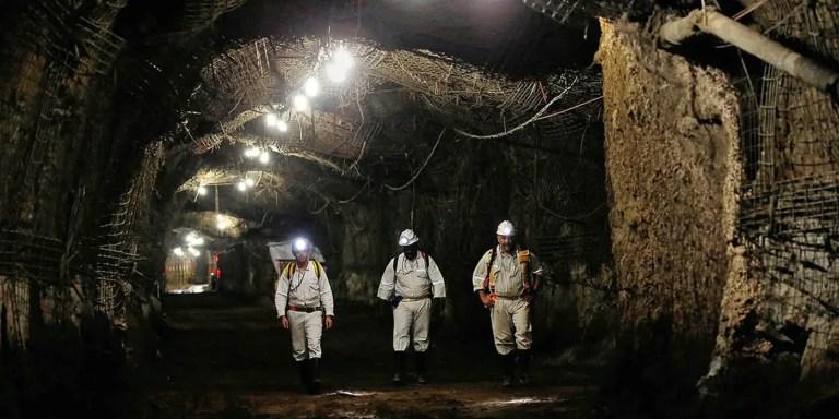 La mina más peligrosa y mortífera del mundo, la mina de East Rand