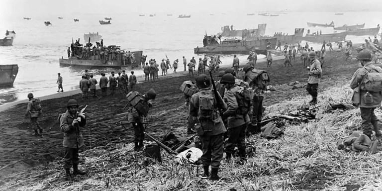 Operación Cottage, la batalla contra un ejército japonés fantasma