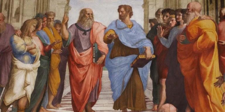El significado de la palabra idiota, y los antiguos griegos