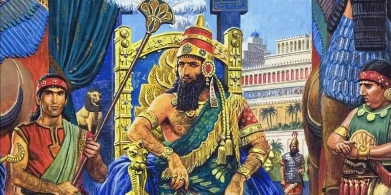 Enlil-Bani el jardinero que se convirtió en el rey de Babilonia