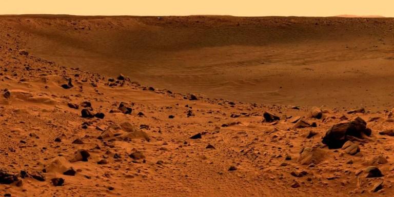 Los remolinos de viento de Marte que salvaron a Spirit y Opportunity