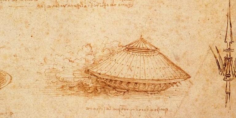 El tanque de guerra de Leonardo da Vinci, el primer tanque de guerra