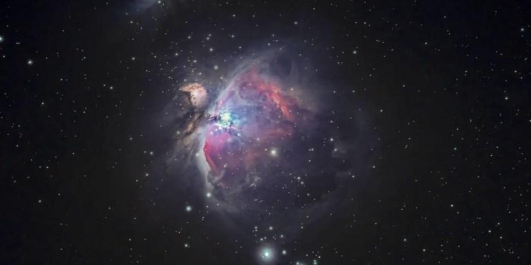 La nebulosa de Orión vista en 3D por el telescopio Hubble