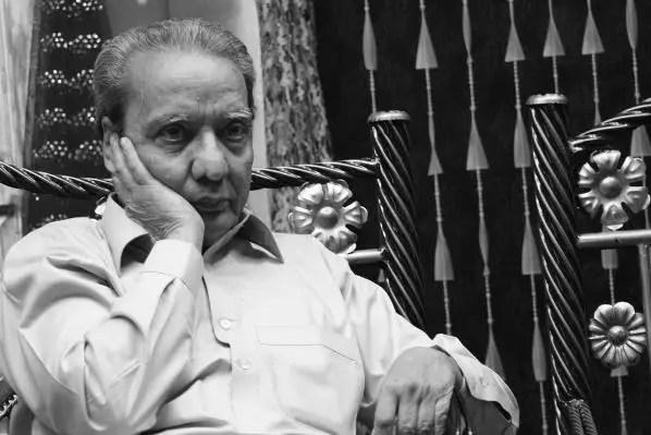 Mohiuddin Nawab, el autor de Devta, el libro más largo de la Historia.
