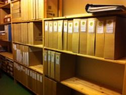Angarngruppens arkiv