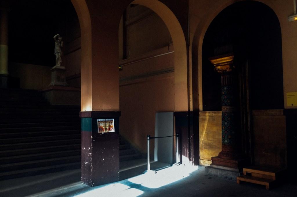 COME CLERINO EXHIBITION / BEAUX-ARTS, PARIS - angdoo.com/blog