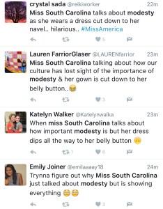 Twitter Miss South Carolina 1