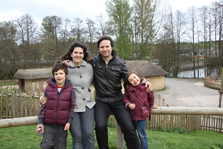 Menopause Musings - My Family