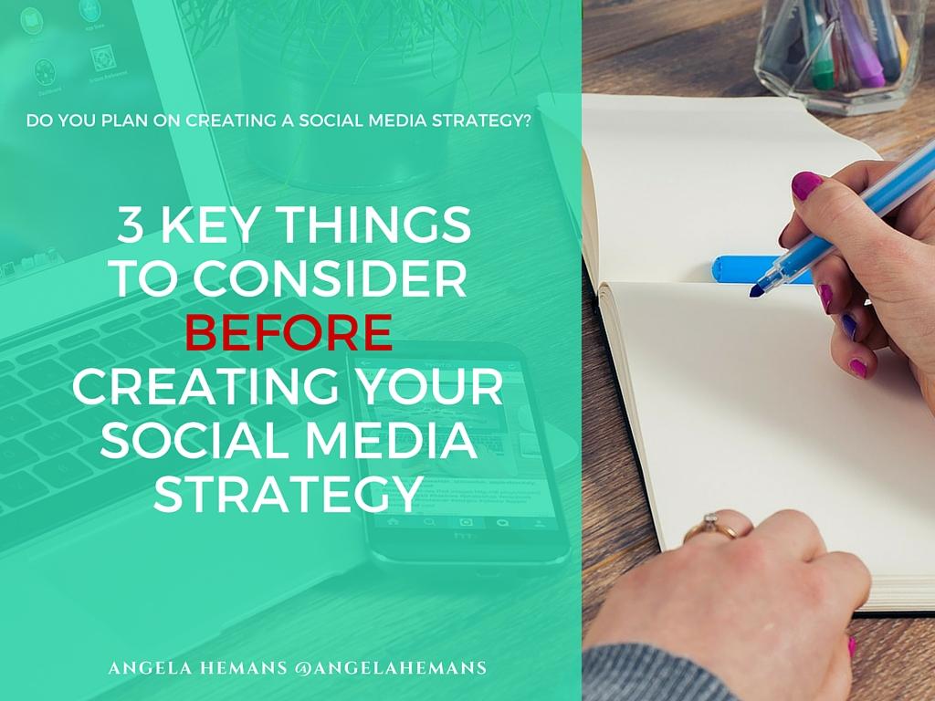 social media strategy, persona branding
