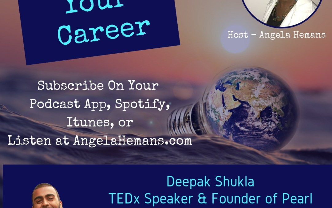 How I got asked to be a TedX Speaker via LinkedIn and how you can too with Deepak Shukla