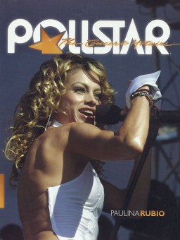 COVER PHOTO   POLLSTAR MAGAZINE