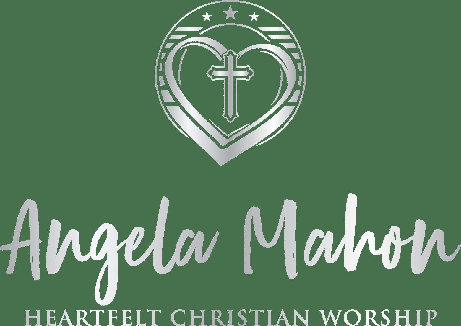 Angela Mahon sliver logo