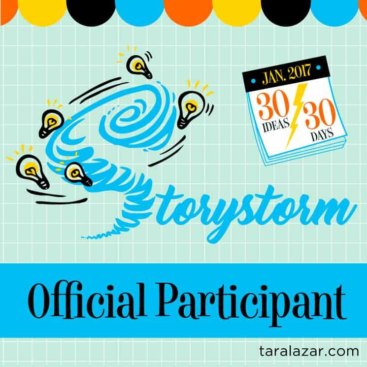 Storystorm 2017 participant