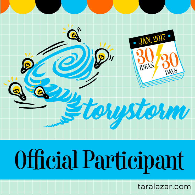 Storystorm 2017 participant