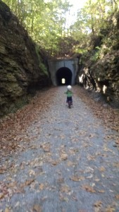 Tunnel Hill Trail