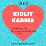 2018 Kidlit Karma Badge