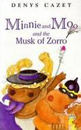 Cover for MINNIE AND MOO AND THE MUSK OF ZORRO