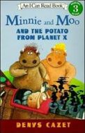 Cover for MINNIE AND MOO AND THE POTATO FROM PLANET X