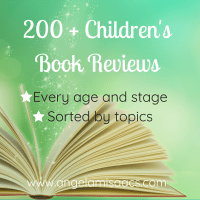 200+ Children's Book Reviews