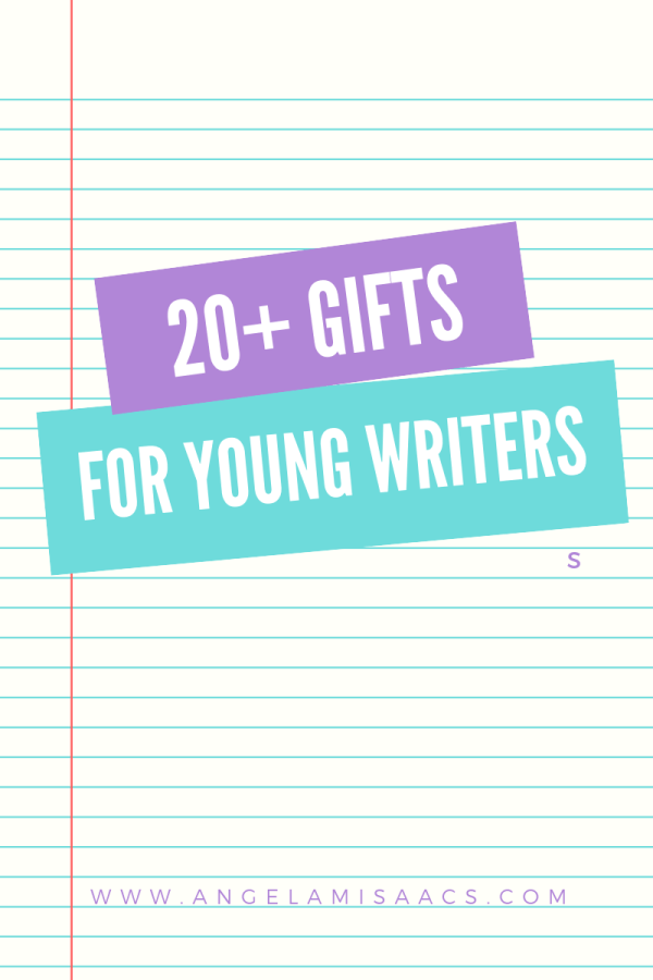 20+ gifts for young writers
