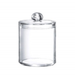 Clear jar