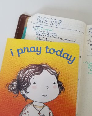 Bullet Journal Collections: Blog tour Collection for I Pray Today